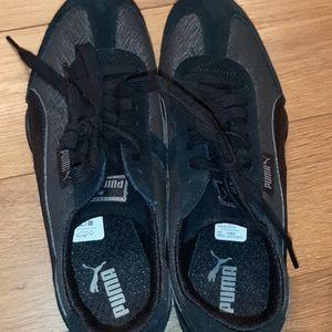 PUMA 76 Runner Fun Women's Suede Sneakers